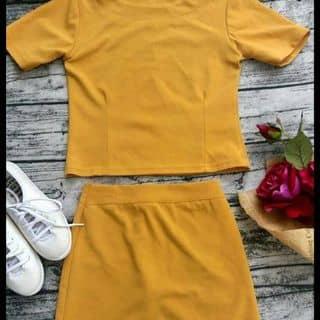 Set váy 70k áo 40k 2 lớp áo khoác 50k của tomy7 tại Kon Tum - 3402019