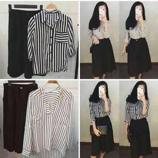 sét váy áo kẻ sọc của thokinhcan tại Ninh Bình - 2656736