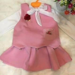Set váy dạ hồng phấn tôn da lắm ah của tranthibichthuyvp tại Liên Bảo, Thành Phố Vĩnh Yên, Vĩnh Phúc - 2022367