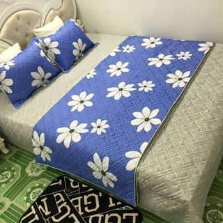 set vỏ chăn ga gối cotton Poly🙆 ( 02 gối, 01 chăn, 01 ga phủ - dùng được cho giường 1m6- 1m8- 2m2 😍) của ngothuy21 tại Yên Bái - 1261648