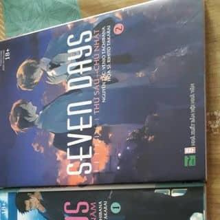 Seven Days(2 tập) của dangminan tại Hồ Chí Minh - 2748853