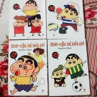 Shin cậu bé bút chì truyện cũ giá rẻ của quynhngoc73 tại Shop online, Huyện Phú Tân, Cà Mau - 1654253