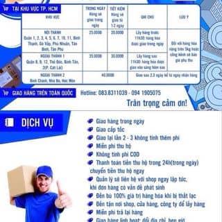 Ship hàng nhanh của giaohangtinnghia tại Hồ Chí Minh - 2667024