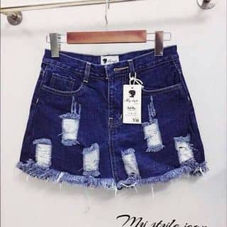 Short jean giả váy  của ri1919 tại Chợ Trà Vinh, phường 3, Thị Xã Trà Vinh, Trà Vinh - 2941241