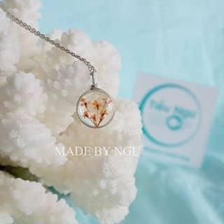 Silver necklace của littlefish tại  A6.8.11 Chung cư Ehome3, 103 Hồ Học Lãm, An Lạc, Quận Bình Tân, Hồ Chí Minh - 495812