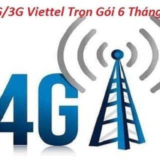 sim 4g viettel trọn gói 6 tháng 24Gb của lockdown tại Hồ Chí Minh - 2607256