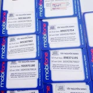 Sim mobifone gọi siêu rẻ 690₫ phút của phuongtran299 tại Đắk Lắk - 2051210