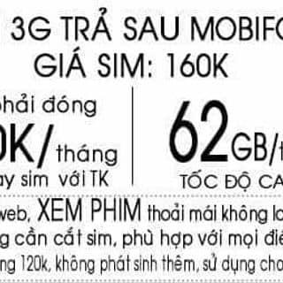 SIM MOBIFONE TÀI KHOẢN KHỦNG NHẤT HIỆN NAY  của quyenmavan tại Khánh Hòa - 2905924