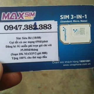 Sim số của mr tại 567 Lê Duẩn, Ea Tam, Thành Phố Buôn Ma Thuột, Đắk Lắk - 864371