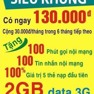 SIM VIETTEL 690Đ/PHÚT TÀI KHOẢN KHỦNG QUÁ của thuanhai319 tại Thành Phố Buôn Ma Thuột, Đắk Lắk - 1036401