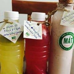 Nước ép và sinh tố nguyên chất 100% giao hàng tận nơi. Đặt hàng gọi: 01626129149 #matjuice #muondongbang