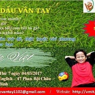 Sinh trắc vân tay - Cẩm nang hạnh phúc và thành công! của stylestung tại Thái Bình - 2690682
