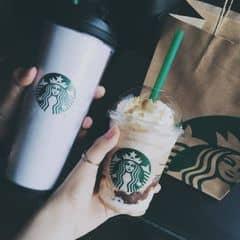 Phải nói là siêu ngonnnnn Thích nhất S'mores trong Season kì này Thường đến SB uống green tea latte:3