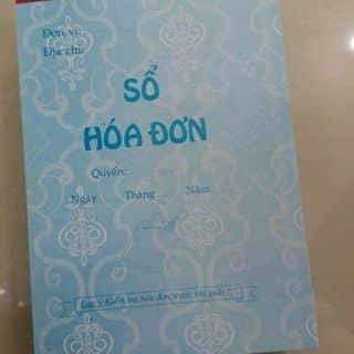 Sổ hoá đơn của loananh19 tại Shop online, Huyện Giồng Giềng, Kiên Giang - 2690106
