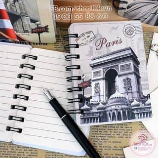 SỔ LÒ XO BÌA CỨNG của shop10k.vn tại Hồ Chí Minh - 2660181