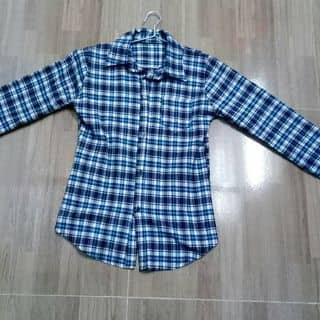 sơ mi caro xanh của sootrinh tại Hồ Chí Minh - 3020999