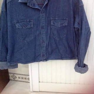 Sơ mi jean tay dài croptop của changg09 tại Hồ Chí Minh - 3330294
