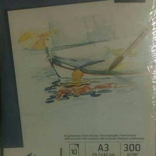Sổ vẽ màu nước của tmn tại Hải Dương - 2194085