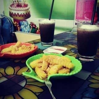 Socola kem tươi và khoai tây lắc phômai của phuonglan28 tại 310 Lê Quý Đôn, Thành Phố Thái Bình, Thái Bình - 341851
