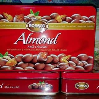 📢📢 📢  Socola Rossco Almond: 155k/hộp (180gr) của panushop1201 tại Hồ Chí Minh - 2084883
