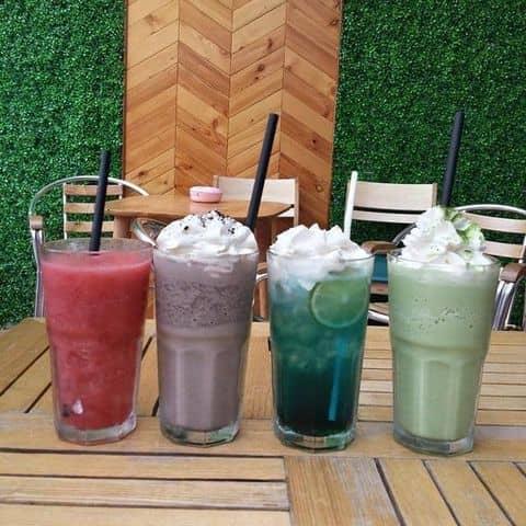 Các hình ảnh được chụp tại Urban Station Coffee Takeaway - Bàu Cát