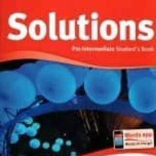 SOLUTIONS ELEMENTARY STUDENT'S BOOK 2ND của vunga52 tại Hồ Chí Minh - 2486033