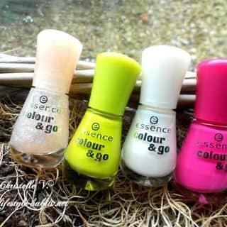 💅Sơn móng #Essence #gel #nail (✈✈✈ - 100% mua từ Đức) của phamuyen238 tại 4 Đô Đốc Lộc, Tân Quý, Quận Tân Phú, Hồ Chí Minh - 3190356