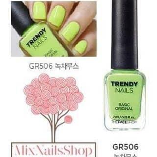 Sơn móng tay The Face Shop GR506 của nhocjoko2506 tại 01284123979, Quận 3, Hồ Chí Minh - 2485502