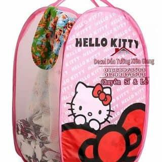 Sọt quần áo kute của kgdecal tại Kiên Giang - 2902288