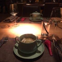 Soup ... của Hanjin Hoàng tại The LOG - Dine & Wine - GEM Center - 1710434