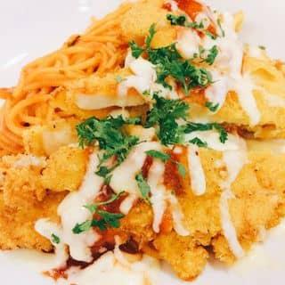 Spaghetti chicken pama janna của quyen_quyn219 tại Hồng Quang, Thành Phố Hải Dương, Hải Dương - 2631920