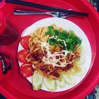 Spaghetti thịt hun khói của limrim_miracle tại 94 Lê Lai, Lê Lợi, Thành Phố Hưng Yên, Hưng Yên - 470810
