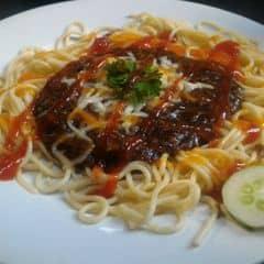 Spaghetty bolognaise của Lưu Thiên Vỹ tại Spaghetti Box - Núi Trúc - 1967011