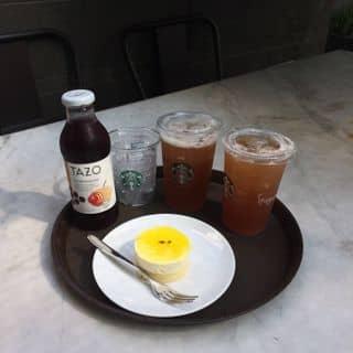 Starbucks của binhthuy1 tại President Place, 93 Nguyễn Du, Bến Nghé, Quận 1, Hồ Chí Minh - 3378705
