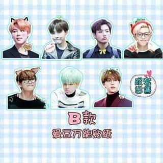 Sticker BTS của minhon30 tại Hồ Chí Minh - 2923894