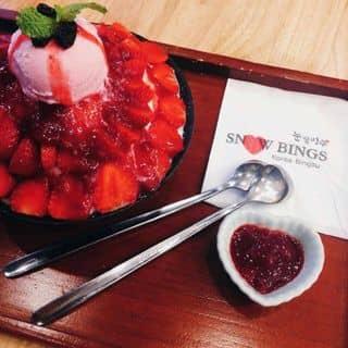 Strawberry Bingsoo của namhakwoo tại 86 Trần Hưng Đạo, Quận 1, Hồ Chí Minh - 571072