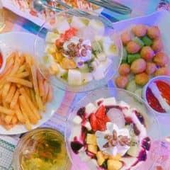 Sữa chua dẻo, ăn vặt cực ngon của Kem Chua Dẻo tại Ăn vặt quán ngon - 2491927