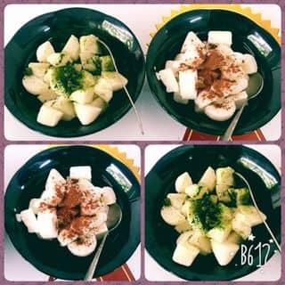 Sữa chua dẻo cacao - matcha của conangngongao65 tại 202 Hoàng Văn Thụ, phường Tân Thịnh, Thành Phố Hòa Bình, Hòa Bình - 654507