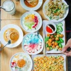 Sữa chua dẻo, caramen, nếp cẩm, ăn vặt của Kem Chua Dẻo tại Ăn vặt quán ngon - 2050370