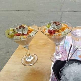 Sữa chua Dẻo trái cây nhiệt đới của deokemchua tại 419/27 Cách Mạng Tháng Tám, Quận 10, Hồ Chí Minh - 2076146