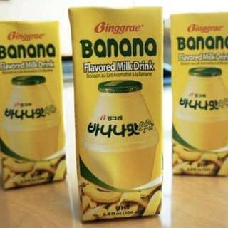 Sữa Chuối Hàn Quốc - Binggrae của anhhong0105 tại 35 Phố Bến Tàu Phường Bạch Đằng Thành Phố Hạ Long Tỉnh Quảng Ninh, Thành Phố Hạ Long, Quảng Ninh - 2205484