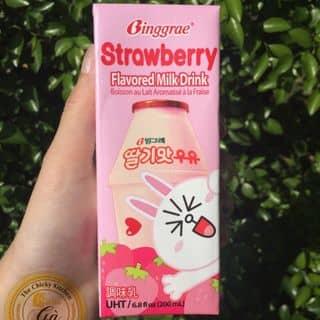 Sữa dâu Hàn quốc của quyen.pham.796 tại 090 997 1501- 090 862 1961 - 090 290 0778 , Quận Thủ Đức, Hồ Chí Minh - 709972