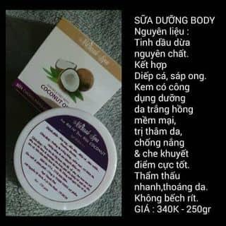Sữa dưỡq body của an456 tại Shop online, Huyện Bình Đại, Bến Tre - 2490164