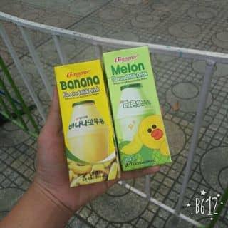 Sữa Ginggrer🍌🍈 của hangia2004 tại 77 Trần Bình Trọng, phường 1, Quận 5, Hồ Chí Minh - 2921310
