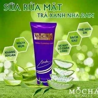 Sữa rửa mặt trà xanh nha đam mocha của longbongthien1 tại Đồng Nai - 3137633