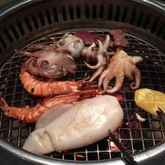 Sumo bbq của Pi Hihi tại Sumo BBQ - Quán Sứ - Buffet Nướng & Lẩu - 1721616