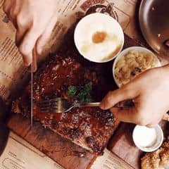 Quán Ụt Ụt - Barbecue & Beer