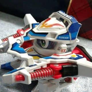 """[ Super B Daman ] Combat Phoenix dựa trên bộ phim """" Tay bắn bi cự phách """" làm mưa làm gió một thời đến nay dc tái bản bằng con robot hiện thực lực bắn kinh hồn của namroman tại Vĩnh Long - 1415583"""