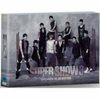 SUPER JUNIOR Live Concert: SUPER SHOW 3 [2DVD+PTB] của hanwook tại Đồng Tháp - 1721863