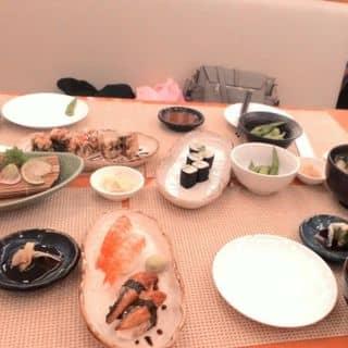 Sushi của maimie3 tại SC6-1, Nguyễn Đức Cảnh, Quận 7, Hồ Chí Minh - 634151